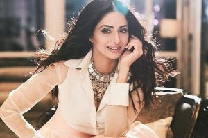 From child artiste to queen of Bollywood: A look back at Sridevi's life