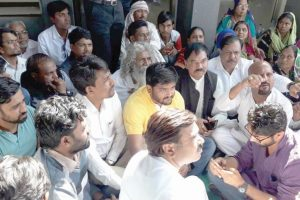 Anger over Dalit's death snowballs; Mevani, Hardik, Alpesh up ante