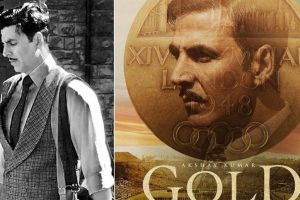 Akshay Kumar's 'Gold's teaser to come out on February 5