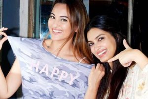 Watch: Diana Penty and Sonakshi Sinha's 'Happy Phirr Bhag Jayegi' teaser out