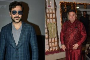 Rishi Kapoor, Emraan Hashmi to star together in horror thriller
