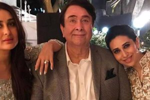 Sister duo Kareena-Karisma host birthday bash for Randhir Kapoor