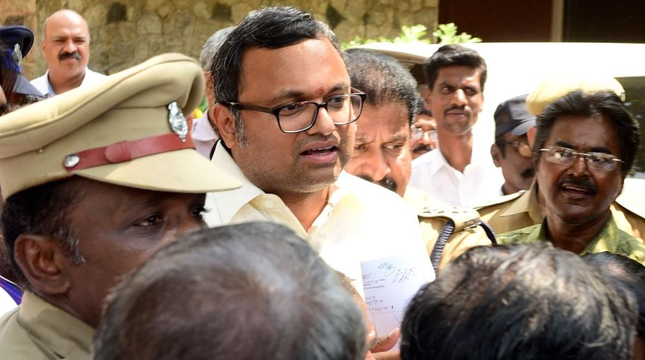 Karti Chidambaram, Aircel-Maxis deal, Money Laundering Act, CBI, ED