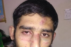 Two Kashmiri students thrashed by 15 people in Haryana after Friday prayers