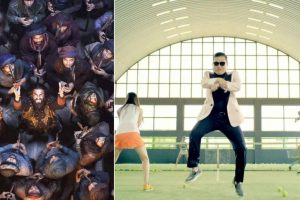 Ranveer reacts to 'Khalibali's 'Gangnam Style' dubbed version