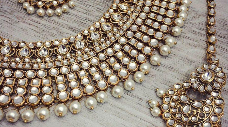 kundan, polki, jewelry, fashion, ethnic