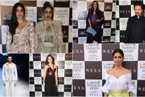 In pics: Best dressed celebs at LFW 2018