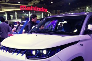 Auto Expo 2018: Mahindra & Mahindra unveils 6 new electric concept vehicles and models