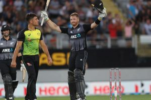 In Pictures: All the records smashed during Australia-New Zealand epic T20I