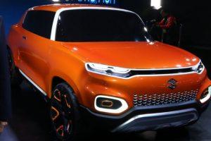 Auto Expo 2018: Maruti Suzuki showcases 'e-SURVIVOR' electric vehicle (EV) concept