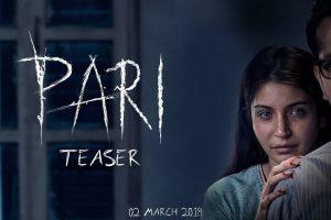 Pari Teaser | Anushka Sharma | Parambrata Chatterjee