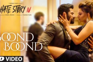 Boond Boond | Hate Story IV | Urvashi Rautela