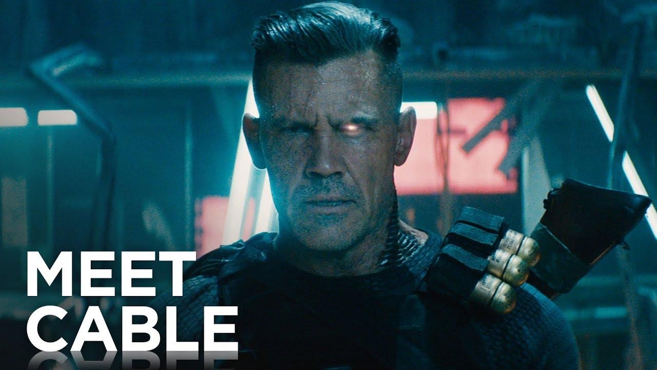 Deadpool 2 Trailer 2 | Meet Cable