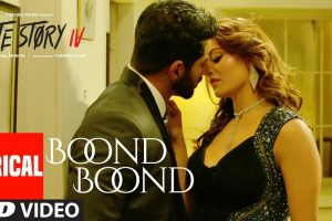 Boond Boond Lyrical Video | Hate Story IV