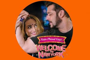 Nain Phisal Gaye | Salman Khan | Sonakshi Sinha | Welcome To New York