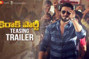 Kirrak Party Teasing Trailer | Nikhil Siddharth | Samyuktha | Simran Pareenja