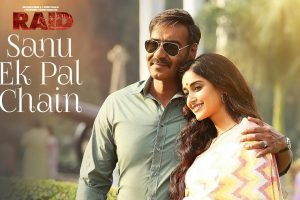 Sanu Ek Pal Chain Video | Raid | Ajay Devgn | Ileana D'Cruz