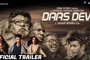Daas Dev Official Trailer