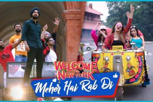 Meher Hai Rab Di | Diljit | Sonakshi | Welcome To New York