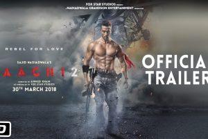 Baaghi 2 Official Trailer | Tiger Shroff | Disha Patani