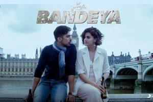 Bandeya | Dil Juunglee | Taapsee Pannu | Saqib Saleem