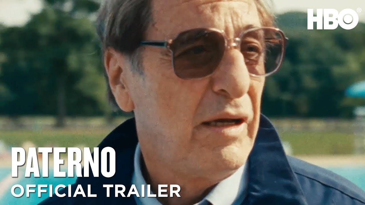 Paterno   Official Trailer ft. Al Pacino   HBO