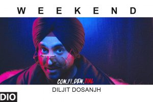 Weekend Full Audio Song | CON.FI.DEN.TIAL | Diljit Dosanjh