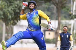 Vijay Hazare Trophy: Karnataka beat Saurashtra by 41 runs