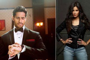 Will Sidharth Malhotra accept Katrina Kaif's 'Pad Man Challenge'?