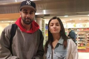 Special training for 'Brahmastra' co-stars Alia Bhatt and Ranbir Kapoor