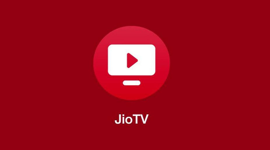 Jio TV logo