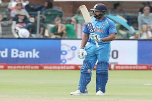 India vs South Africa, 5th ODI: Rohit Sharma hits a ton, Twitter still finds a reason to troll him