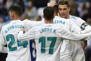 Zinedine Zidane to Navas: Everyone praises Ronaldo's selfless gesture for Karim Benzema