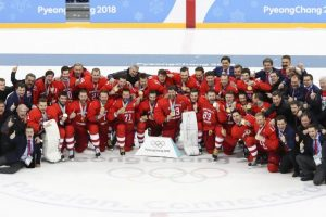 Winter Olympics: Russia grabs gold in ice hockey