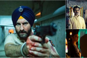 Saif Ali Khan's 'Sacred Games' first look out