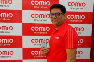 Comio is here to stay, we are selling 1 lakh devices every month: Sanjay Kumar Kalirona