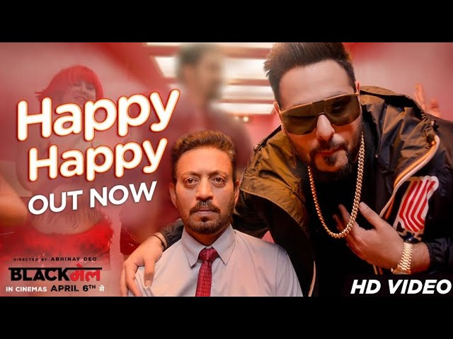 Happy Happy Video Song   Blackmail