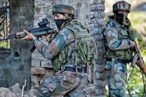 Security forces launch search operations along LoC in Rajouri
