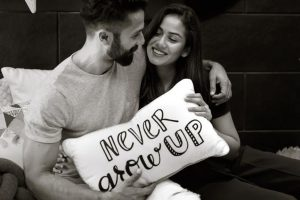 Shahid Kapoor and Mira setting relationship goals