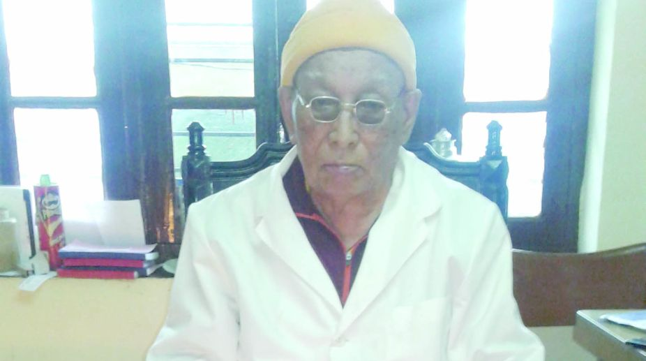 A monk and a healer - The Statesman
