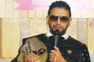 Promote wrestling in Himachal, says champion grappler Rapta
