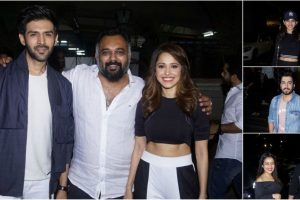 In pics: Special screening of 'Sonu Ke Titu Ki Sweety' in Mumbai