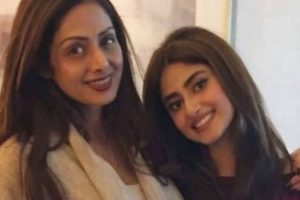 I lost my mom again: Sridevi's 'MOM' co-star Sajal Ali