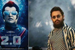 Rajinikanth's '2.0 ' set to clash with Aamir's 'Thugs of Hindostan' this Diwali?