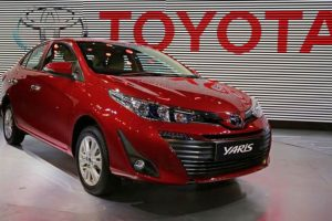 Auto Expo 2018: Toyota Yaris sedan unveiled for India, set to take on Verna and Honda City