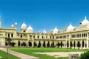 Lucknow University to reprimand those 'loitering' on Valentine's Day