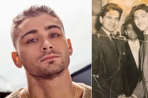 Throwback Thursday: Zayn Malik shares picture of his 'Abu' with Dilip Kumar