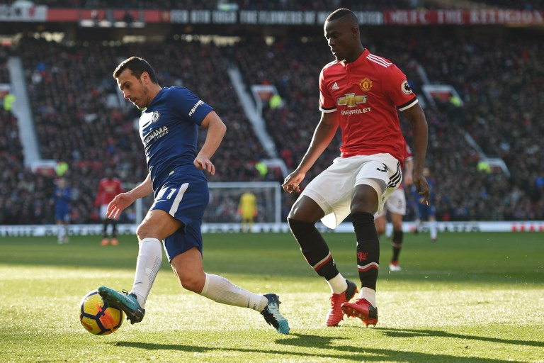 Eric Bailly, Manchester United F.C., Premier League