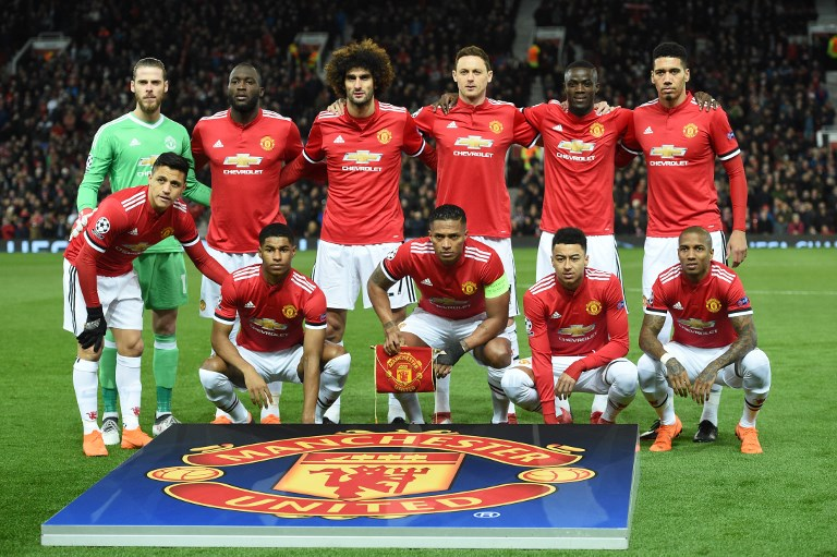 Manchester United F.C., UEFA Champions League, Manchester United vs Sevilla