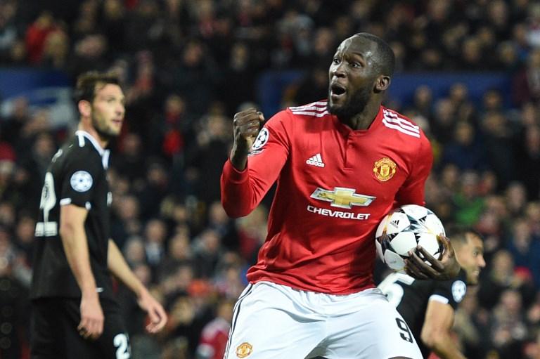Romelu Lukaku, Manchester United F.C., UEFA Champions League, Manchester United vs Sevilla